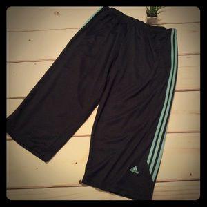 Retro Adidas XL Cropped Pant